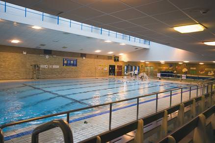 Copeland Swimming Pool Whitehaven Cumbria On