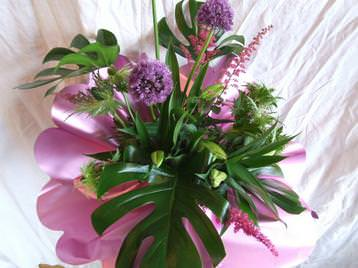 An example of one of our arrangements