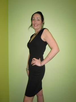 Amanda Now has Lost 4st 8Lbs 58ins