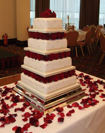 Wedding cakes bedford