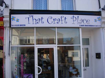 That Craft Shop Eastbourne East Sussex On Tigerlocal Co Uk