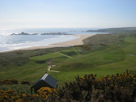 Cruden Bay Golf Club Peterhead Aberdeenshire On