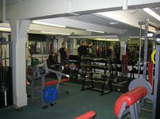 Intershape Gym, Colne