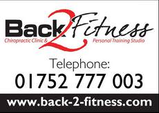 Back 2 Fitness, Plymouth