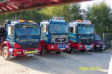 Jeavons & Son Tipper Haulage, Huntington