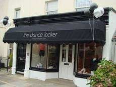 the dance locker, Cheltenham