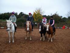 Pegasus Riding School, Andover