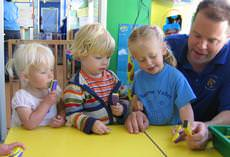 Bourne Valley Nursery School, Salisbury
