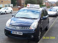 GFS Driving Tuition, Farnborough