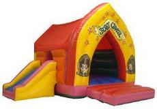 Mr Booncy Bouncy Castle Hire, Bedlington