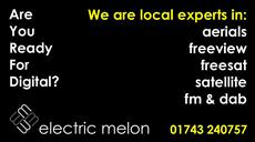 Electric Melon, Shrewsbury