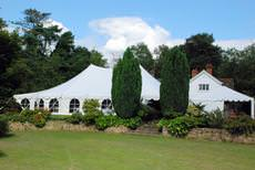 Sussex Marquees, Newick