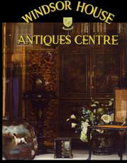 Windsor House Antique Centre, Moreton-in-Marsh