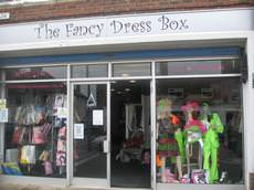 The Fancy Dress Box, Brighton and Hove