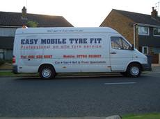 Easy Mobile Tyre Fit Ltd, Hoylake