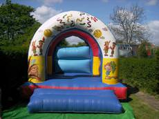 happy days bouncy castle hire, Sheffield