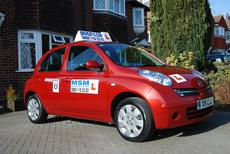 MSM Mirrors School of Motoring, Fleet