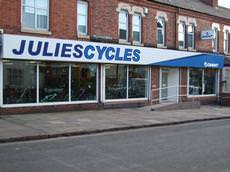 Julie's Cycles, Leicester