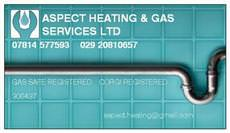 Aspect Heating & Gas Services Ltd., Cardiff