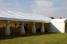 Marquee Hire London, Dorking