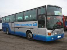 Cranberry Coachways, Accrington