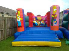 Blakes Bouncy Castles, Glenrothes