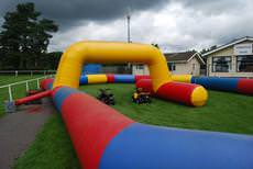 H & S Inflatable Hire, Swansea