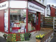 Crafts & Quilts, Southport