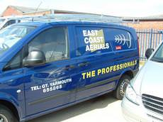East Coast Aerials Ltd, Great Yarmouth