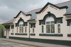 Osbourne Lodge Nursery, Pontypool