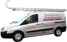 Tees Valley Aerials, Stockton-on-Tees