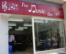 The Music Den, Milton Keynes