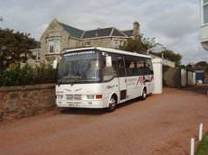 Ardrossan Mini Coaches, Ardrossan