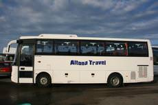Altona Coaches, Gateshead
