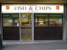 Holly Tree Fish and Chips, Blackburn
