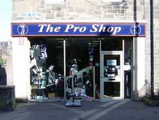 The Pro Shop, St. Andrews