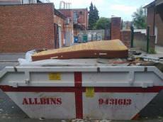 Allbins Skip Hire, Reading
