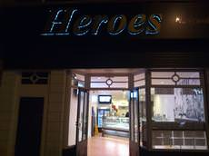 Heroes, Newcastle-upon-Tyne
