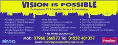 Vision Is Possible, Aldershot