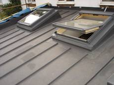 Oxford single ply roofing, Banbury