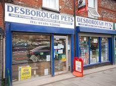 Desborough Pets, High Wycombe