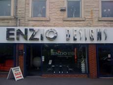 Enzio Designs, Blackburn