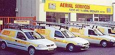 Aerial Services, Portsmouth