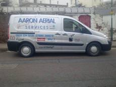 Aaron Aerial Services, Coventry
