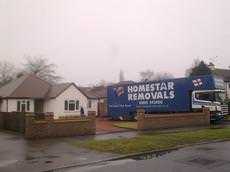 Homestar Removals, Uxbridge