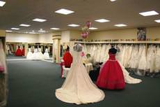 Bridal Factory Outlet, Northallerton