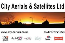 City Aerials & Satellites Ltd, Coventry