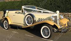 Beauford Classic Car Hire, Lewes
