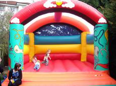 Frankies Bouncy Castles, Cheltenham