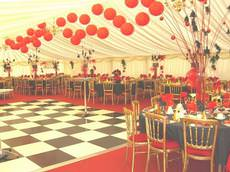 North West Marquee Hire, Tarleton